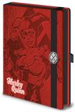 Harley Quinn Premium A5 Notebook Diario