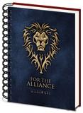 Warcraft A5 Notebook Journal