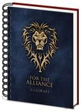 Warcraft A5 Notebook Journal