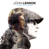 John Lennon 2017 Calendar Calendarios