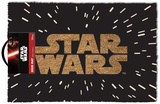 Star Wars - Logo Door Mat Novelty