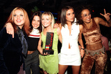 The Spice Girls at the Capital Awards in London. Fotografie-Druck von John Ferguson