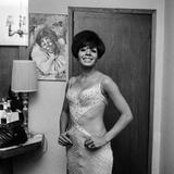 Shirley Bassey Fotografie-Druck von Ray Weaver