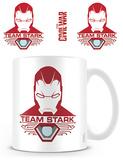 Captain America: Civil War - Team Stark Mug Mug