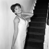 Shirley Bassey Fotografie-Druck von Freddie Reed