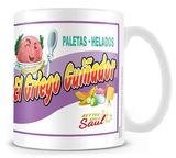 Better Call Saul - El Griego Guinador Mug Taza