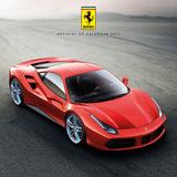Ferrari GT 2017 Calendar Calendriers
