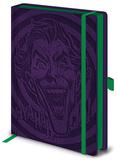 The Joker Premium A5 Notebook Journal