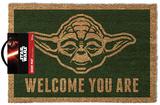 Star Wars - Yoda Door Mat Rariteter
