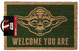 Star Wars - Yoda Door Mat Novinky (Novelty)