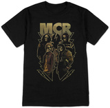 My Chemical Romance- Appetite for Danger T-Shirts