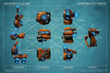 Ratchet And Clank: Future Series - A Crack in Time - Weapons Photo
