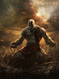 God of War: Key Art Poster