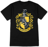 Harry Potter- Hufflepuff Crest - T-shirt
