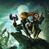 Ratchet And Clank: Future Series - Quest for Booty Key Art Foto