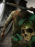 Uncharted (No. 1): Drake's Fortune - Key Art Stampe