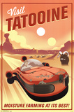 Star Wars- Visit Tatooine Photo