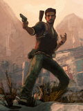 Uncharted 2: Among Thieves - Concept Art Prints