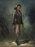 Last of Us: Concept Art - Character Art Stampe