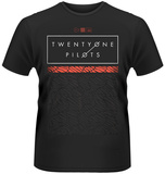 Twenty One Pilots- Scale Pattern Opaque T-Shirts