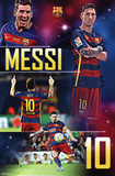 FC Barcelona- Lionel Messi 2016 Posters
