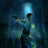 Uncharted (No. 1): Drake's Fortune - Key Art Foto