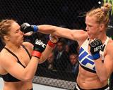 UFC 193: Rousey v Holm Photo af Josh Hedges/Zuffa LLC
