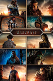 Warcraft- Movie Cast Grid Pósters