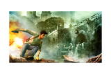 Uncharted (No. 1): Drake's Fortune - Key Art Poster