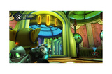 Ratchet And Clank: Future Series - Tools of Destruction Screenshot Print