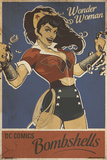 DC Bombshells- Wonder Woman Prints