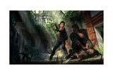 Last of Us: Key Art Prints