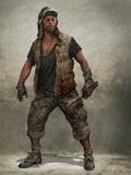 Last of Us: Concept Art - Character Art Photo