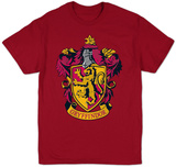 Harry Potter- Gryffindor Crest - T-shirt