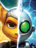 Ratchet And Clank: Future Series - A Crack in Time Key Art Posters