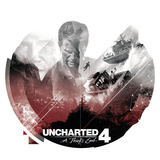 Uncharted 4: A Thief's End Poster