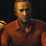 Uncharted 3: Drake's Deception - Character Render of Sully Poster