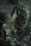 Bloodborne - Screenshot Plakat