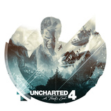 Uncharted 4: A Thief's End Plakater