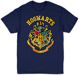 Harry Potter- Hogwarts Crest - T-shirt