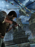 Uncharted 2: Among Thieves - Key Art Foto