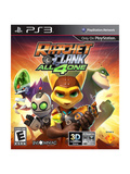 Ratchet And Clank: All 4 One Stampe