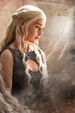 Game Of Thrones- Daenerys Quiet In The Storm Plakaty