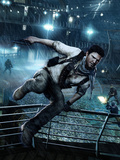 Uncharted 3: Drake's Deception - Key Art of the Cruise Ship Poster