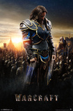 Warcraft- Anduin Lothar Alliance Commander Posters