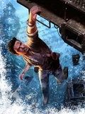 Uncharted 2: Among Thieves - Key Art Plakater