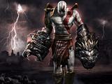 God of War: Key Art Billeder