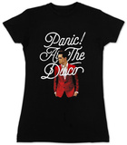 Juniors: Panic! At the Disco- Brendon Urie T-Shirts