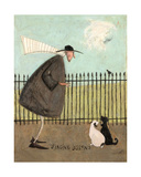 Singing Lessons Giclee Print by Sam Toft