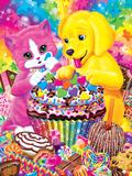 Rainbow Matinee Posters af Lisa Frank